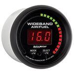 Auto Meter ES Digital 52mm Wideband Air/Fuel Kit-3