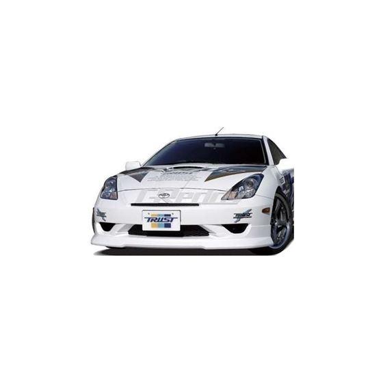 GReddy 08+ Mitsubishi Evolution X Urethane Front L