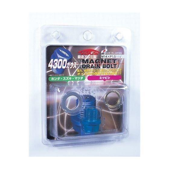 Project Kics Honda/Suzuki/Mazda/Mitsubishi Blue Ma