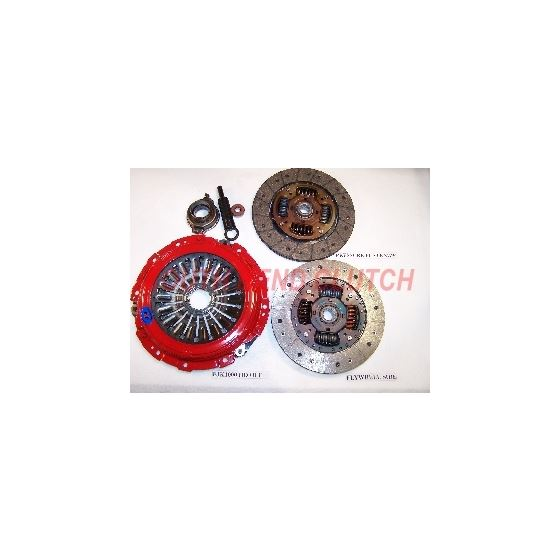 Clutch Kit Stage 2 Clutch Kit FJK1003FW-HD-DXD-B