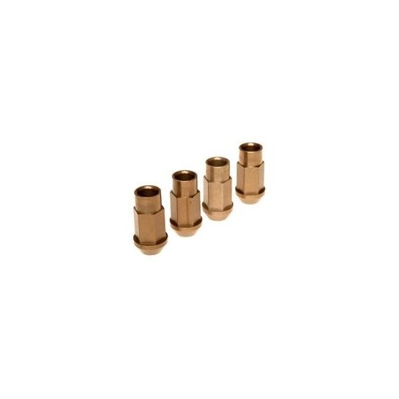 BLOX Racing Street Series Forged Lug Nuts - Gold 1