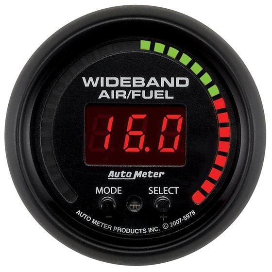 Auto Meter ES Digital 52mm Wideband Air/Fuel Kit b